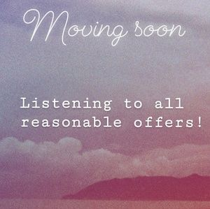 Accessories - Moving soon!